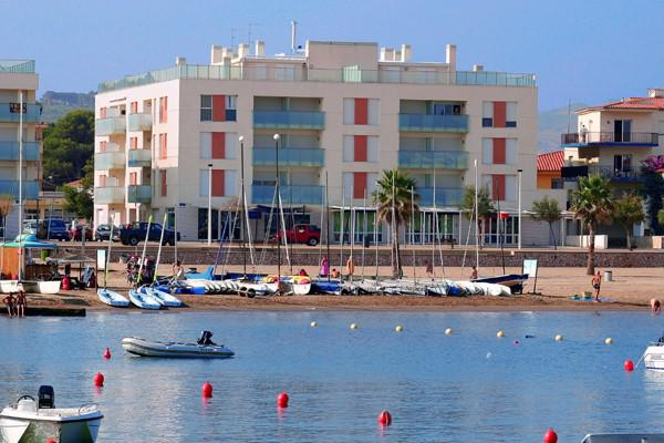 Appartement -                                       Voramar -                                       3 chambres -                                       6 occupants
