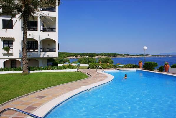 Appartement -                                       Punta Romana -                                       3 chambres -                                       6 occupants